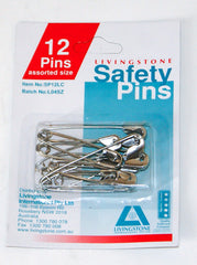 Livingstone Safety Pins