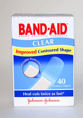 Band-Aid Clear 40's