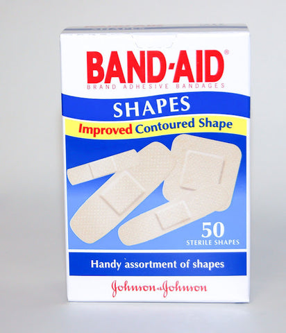 Band-Aid Shapes 50's