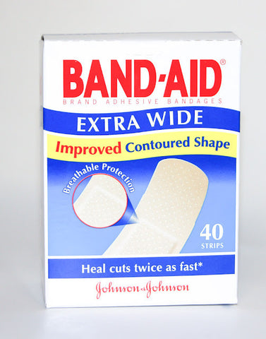 Band-Aid Extra Wide 40's