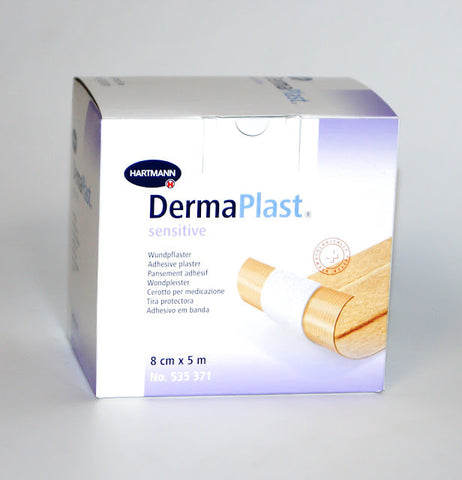 DermaPlast Sensitive 8 x 5m