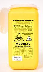 BD Sharps Collector 1.4 litre