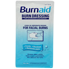 Burnaid Burn Dressing 40cm x 30 cm Facial