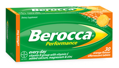 Berocca Performance 30's