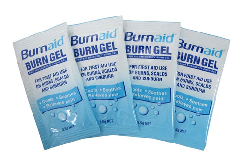 Burnaid Gel Sachet 3.5g