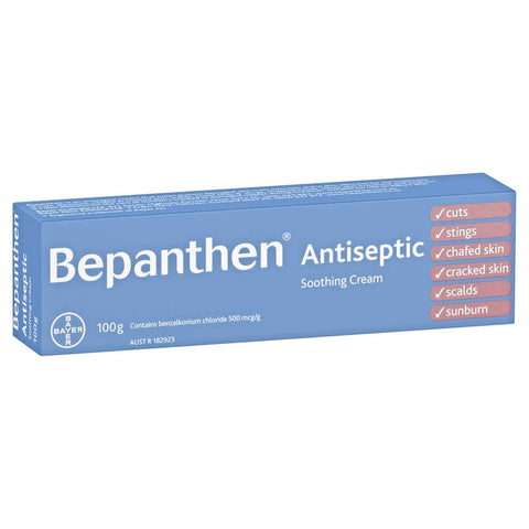 Bepanthen Antiseptic Cream with B5 100g