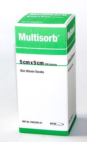 Multisorb Non Woven Swabs