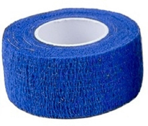 Blue Cohesive Bandages