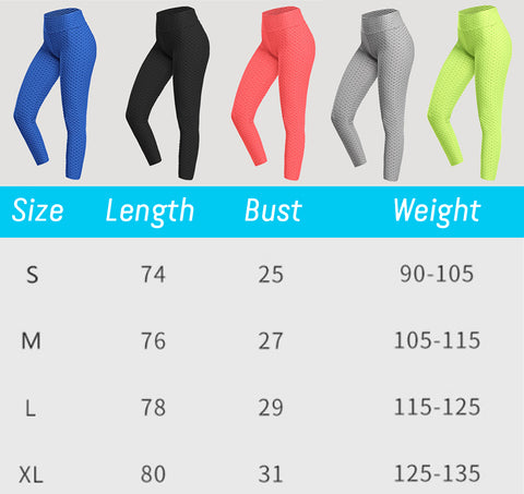 4D Anti-Cellulite Shaping Compression Leggings