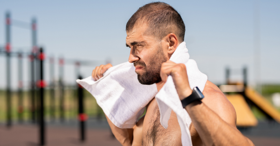 Post Workout Hygiene Tips