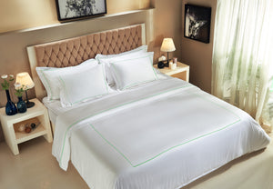 Duvet Cover with Marine Line