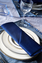Load image into Gallery viewer, Royal Blue Napkin