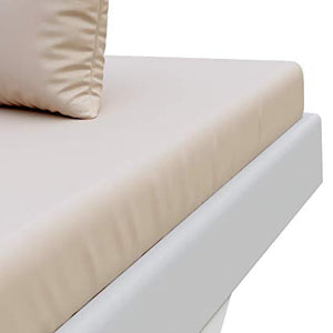 Beige Fitted Sheet