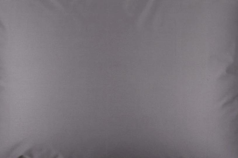 Grey Fitted Bed Sheet 500TC