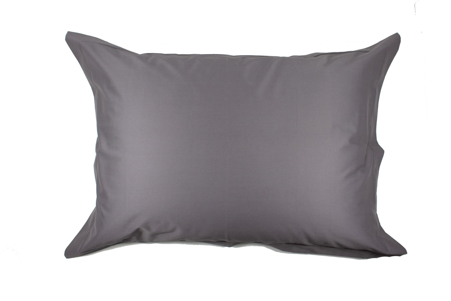 Solid Grey Pillowcase 500TC