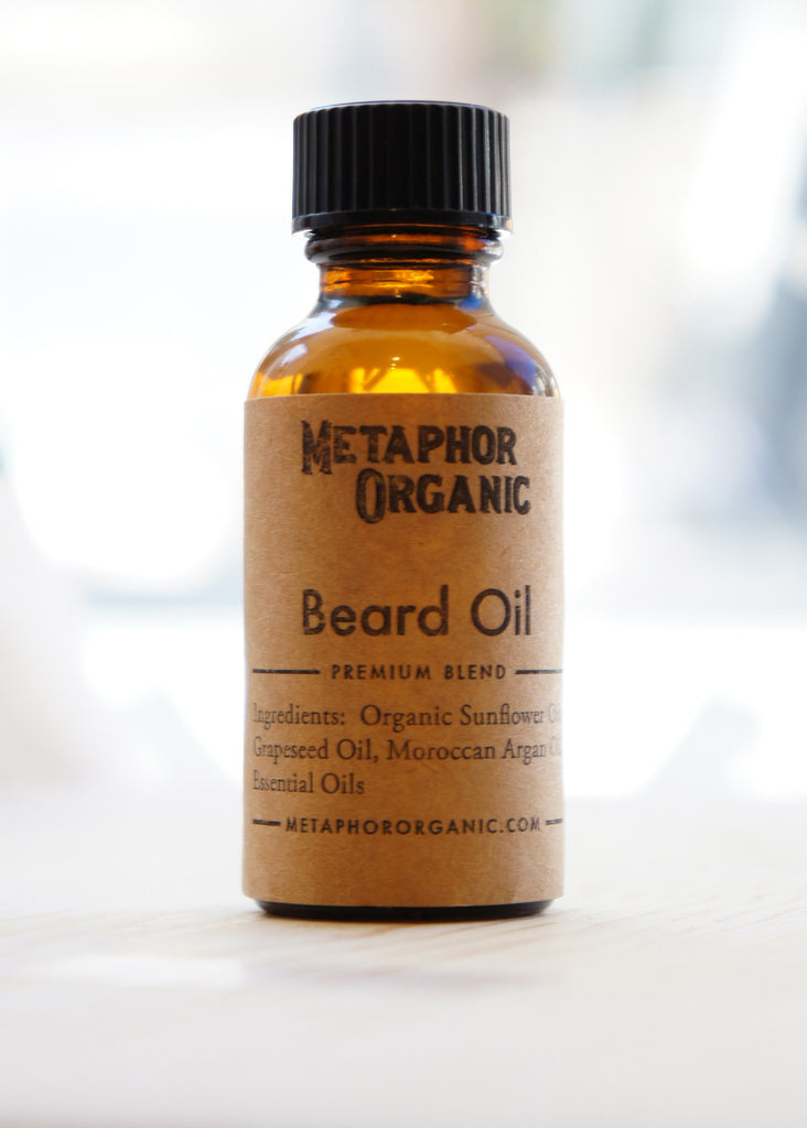 Metaphor Organic Beard Oil