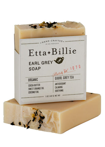 Etta + Billie Earl Grey Soap