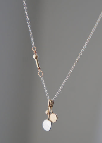 Jane Hollinger Baby Drop Necklace