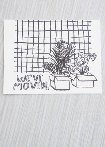 We've Moved People I've Loved by Carissa Potter