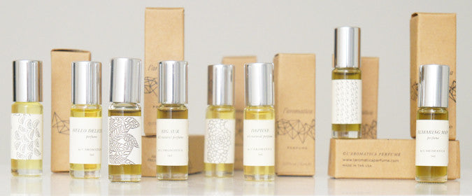 L'Aromatica Perfumes at Merch