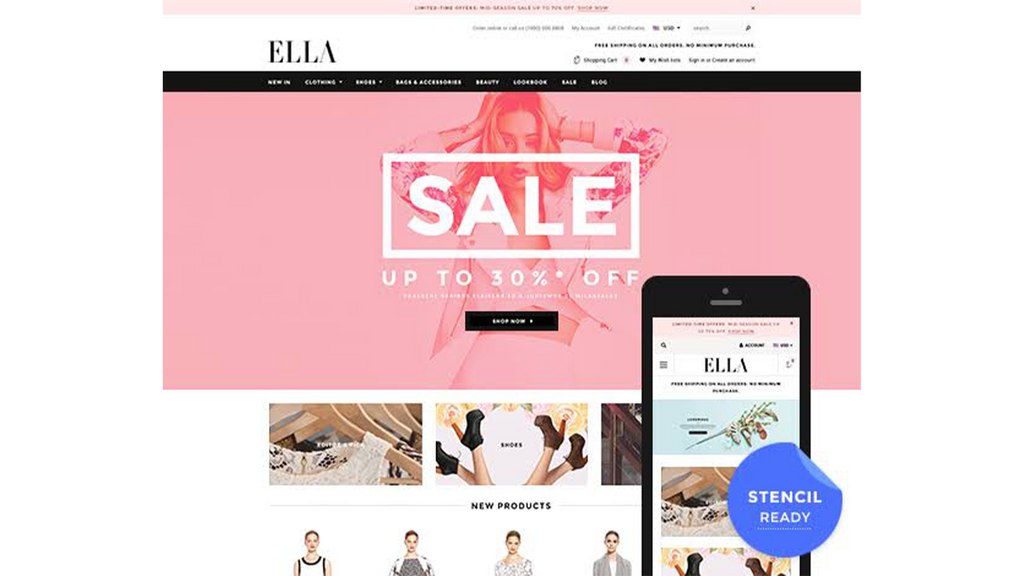 Ella Theme- The Best Shopify Theme