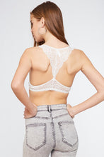 Load image into Gallery viewer, White Lace Bralette