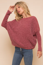 Load image into Gallery viewer, Rose Sweater