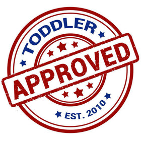 We are Toddler Approved by Kristina Buskirk
