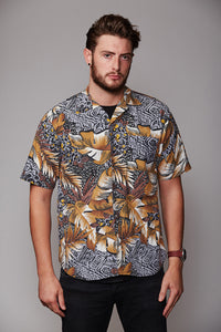Hawaiian Pattern Shirt