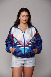 Lovely Multi-colour Unisex Shell Jacket