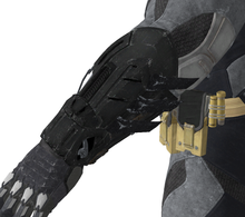 Load image into Gallery viewer, Batman Arkham Knight Armor Cosplay Foam Pepakura File Templates