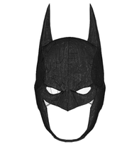 Load image into Gallery viewer, Batman Arkham Origins Cowl Cosplay Foam Pepakura File Templates
