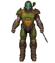 Load image into Gallery viewer, Doom Eternal Slayer Praetor Armor Foam Cosplay Pepakura File Templates