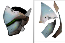 Load image into Gallery viewer, Genji Cosplay FOAM Pepakura File Templates - Overwatch