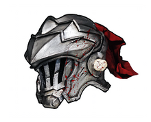 Load image into Gallery viewer, Goblin Slayer Cosplay Full Costume FOAM Pepakura File Templates
