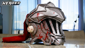 Goblin Slayer Helmet Cosplay Foam Pepakura File Template