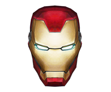 Load image into Gallery viewer, Iron Man Mark 85 Armor Cosplay Foam Pepakura File Templates - Avengers Endgame
