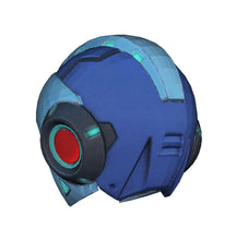 Load image into Gallery viewer, Megaman X Helmet Foam Cosplay Pepakura File Template