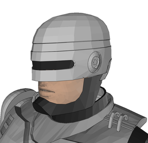 RoboCop (1987) Cosplay Foam Pepakura File Templates
