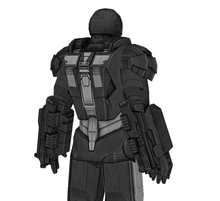 Load image into Gallery viewer, War Machine Mark 1 Armor Foam Cosplay Pepakura File Templates