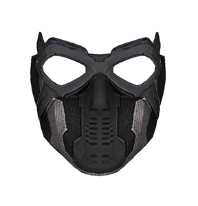 Winter Soldier Mask Cosplay Foam Pepakura File Templates
