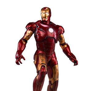 Iron Man Mark 3 Armor Cosplay Foam Pepakura File Templates