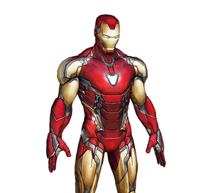Iron Man Mark 85 Armor Cosplay Foam Pepakura File Templates - Avengers Endgame