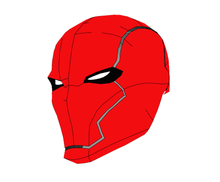 Load image into Gallery viewer, Red Hood Cosplay Armor Foam Pepakura Template File Pack
