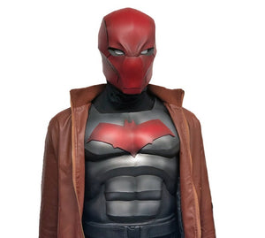 Red Hood Cosplay Armor Foam Pepakura Template File Pack