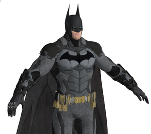 Batman Arkham Knight Armor Cosplay Foam Pepakura File Templates