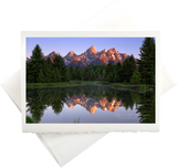 Grand Reflections (Greeting Card)