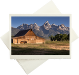 Home On The Range (Greeting Card)