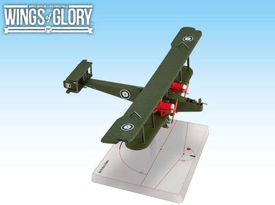 Wings of Glory: Handley Page