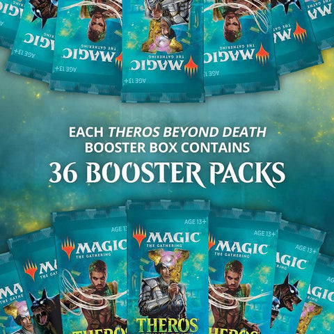 Magic the Gathering: Theros Beyond Death Booster Box